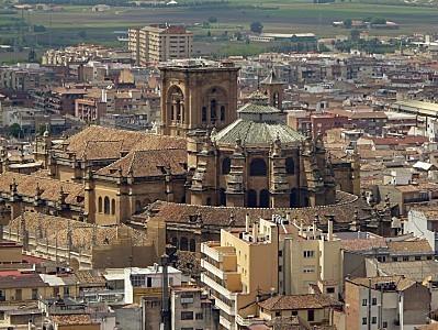 cathédrale grenade