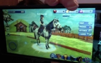 Horses Riding Tales: Mes Chevaux !