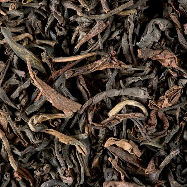 Crevettes grises au thé mélange anglais
