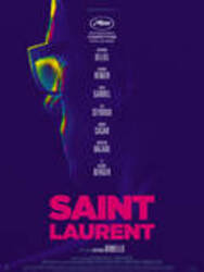 Affiche Saint Laurent