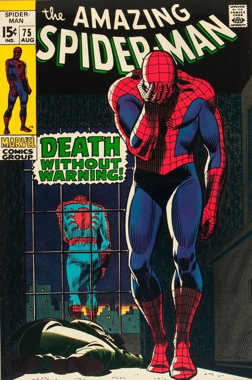 Amazing Spiderman 71-80