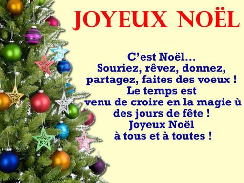 Douce nuit de Noël !