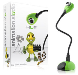 Hue HD camera : un kit spécial films d'animation !