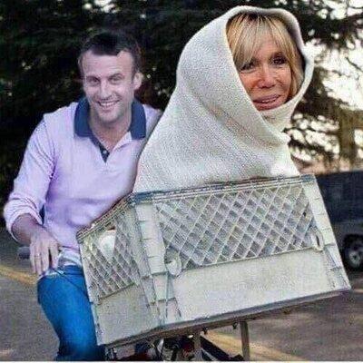 Ras le bol de l'enfumage Macron!