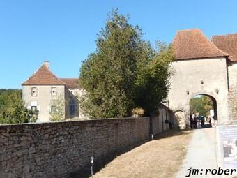Journées du patrimoine, Le château de Dompierre les Églises, c'était 1000 ans d'histoire en une après-midi .