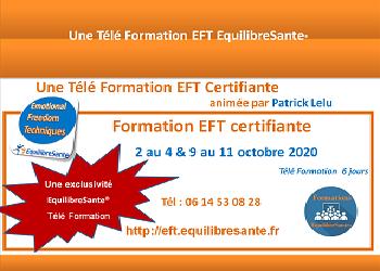 Télé Formations EFT EquilibreSante®