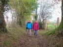 La randonnée du 17 novembre à Montchauvet