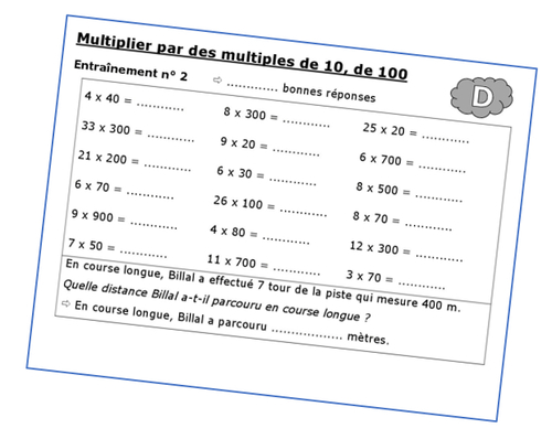 Comment s'organise le calcul mental ?