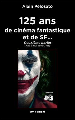 """Mon livre """"123 ans de cinéma fantastique..."""" classé premier !"""
