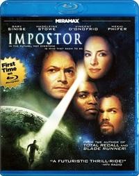 [Test Blu-ray] Impostor