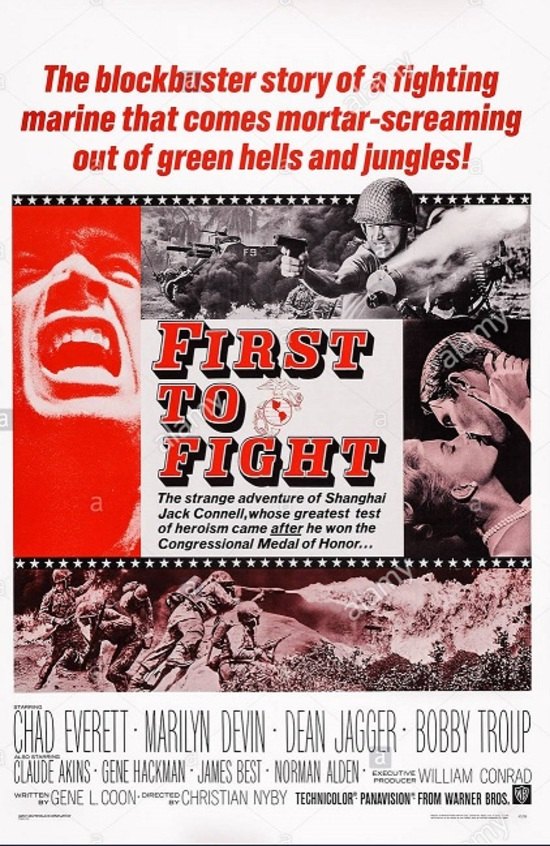 FIRST TO FIGHT box office usa 1967
