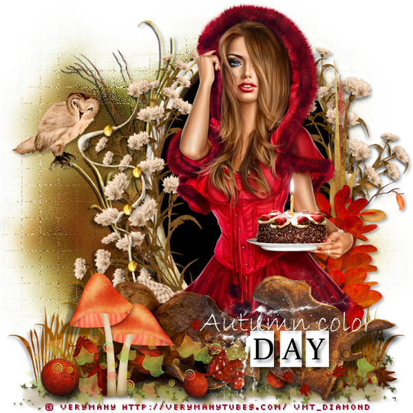 "Tutoriel ""Autumn Color Day"" de Clairette design"