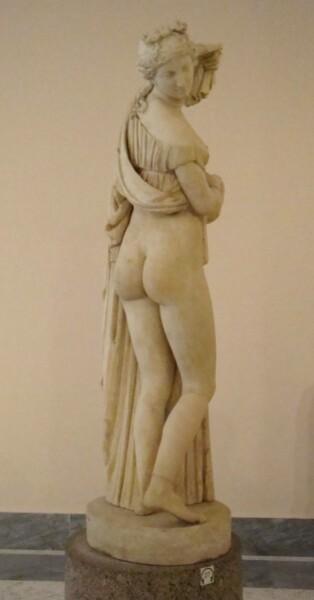 Vénus callipyge Musée Archéologique de Naples
