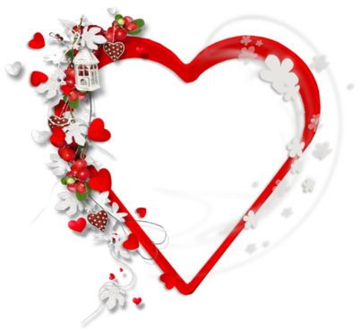 Tubes : Saint Valentin cœurs