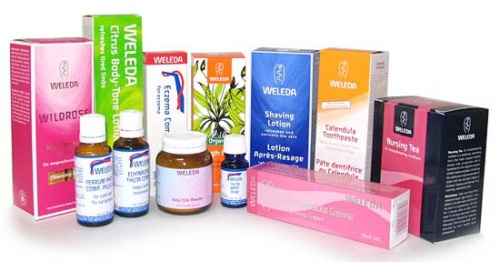 Des cosmétiques bio Weleda, pour la santé de votre peau !
