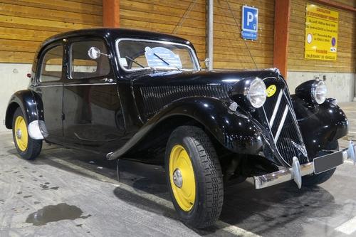 La voiture du mois de janvier 2018