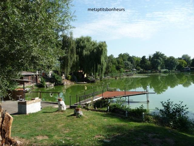 Petit tour autour d'un étang...