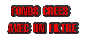 Fonds Filtre série 1