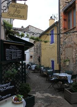 Restaurant Chez Barbaroux