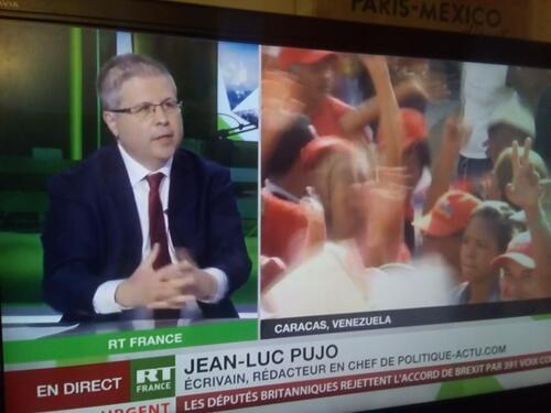 VENEZUELA «Il aurait fallu un non alignement de la France sur les positions américaines»