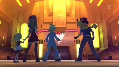 Pokémon XY épisode 09 en VOSTFR Streaming