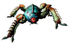 Tektite - <i>Ocarina of Time 3D</i>