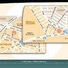 Plans d'accès aux deux centres de l'IRTS Île-de-France