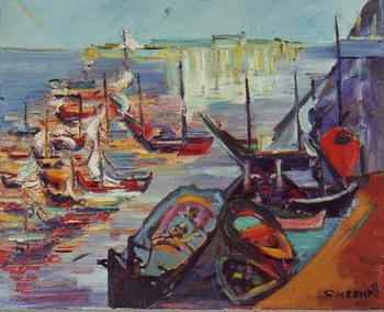 Louis Olivier Chesnay, entre mers et ciels