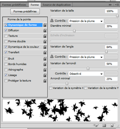 Tutoriel Photoshop Utilisation des Brushes (3)