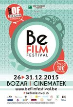 Affiche Be Film Festival 2015