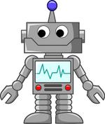 """Apprentissage autour du  """"robot lumineux"""""""