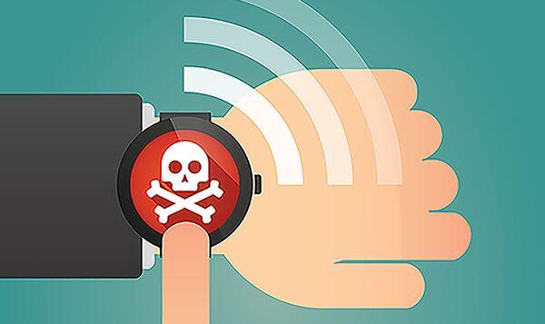 Quand les objets connectés sont amenés à « dialoguer » entre eux ou sont directement ouverts sur Internet, la confidentialité des données devient alors une thématique extrêmement sensible. © Blablo101, Shutterstock