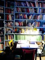 Christof Stählins Bibliothek