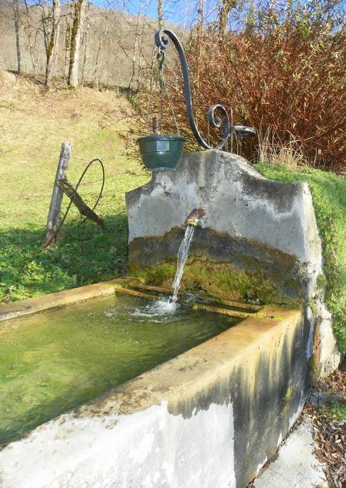 Le lavoir de Monthoux