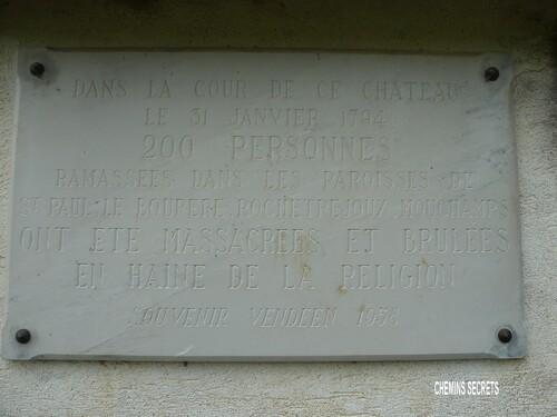 Le massacre du Parc Soubise....