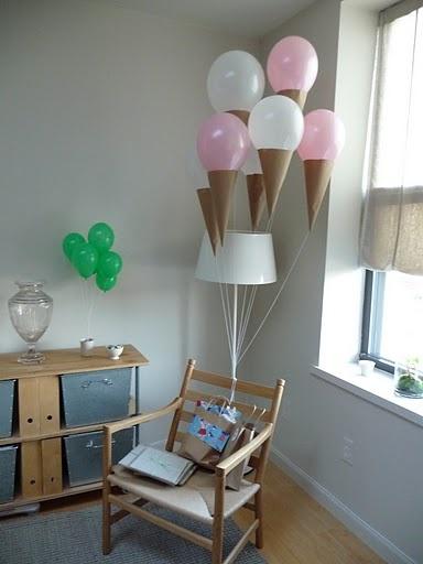 Idée Déco Anniversaire : les Ballons