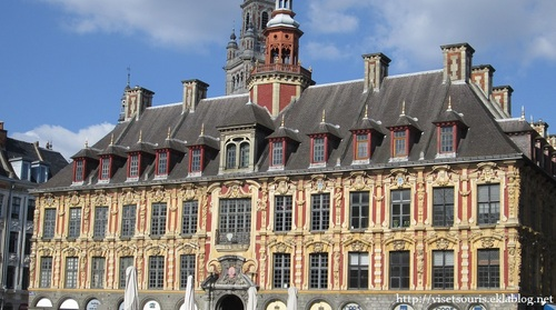 [Lille] Une Grand' Place
