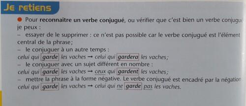 A / Homophones : verbe ou nom ?