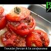 Tomates farcies cardamome