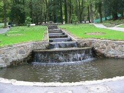Cascade du parc