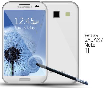 Le Galaxy Note aura un petit frère. Mais avant 9 mois...!