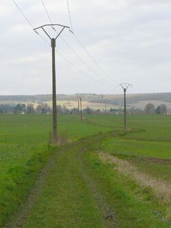 Le circuit d'Hardencourt-Cocherel