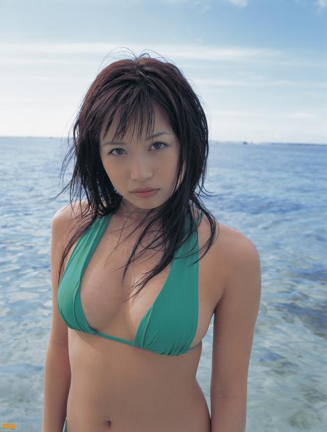 WEB Gravure : ( [Bomb.tv - GRAVURE Channel] - | 2005.05 | Natsume Sano/佐野夏芽 )