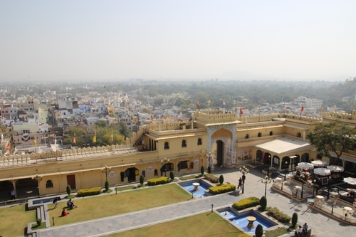 Udaipur : le City Palace