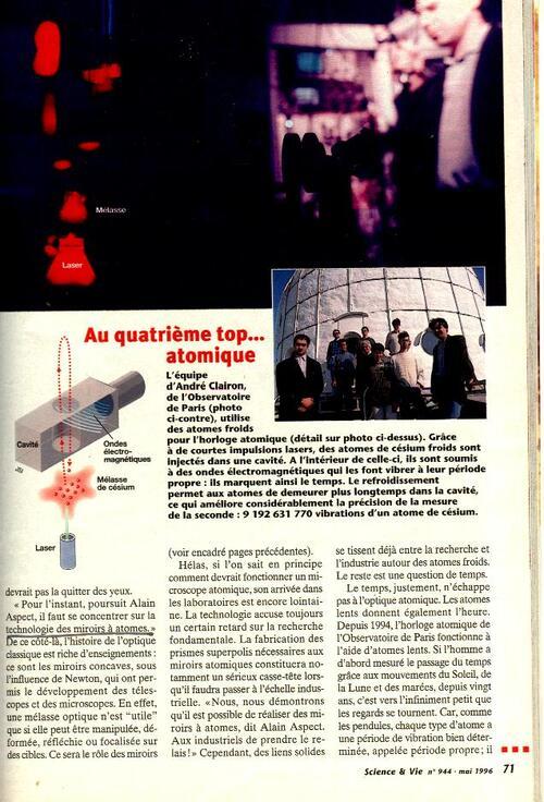 SCIENCE ET VIE N°944
