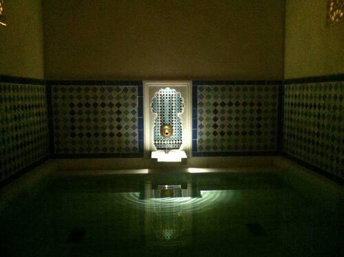 29 Avril 2015 - Los banos Arabes... le paradis sur terre !