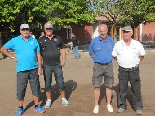 Vétérans de Lavilledieu du mardi 8 septembre 2015
