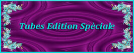Tubes Edition Spèciale