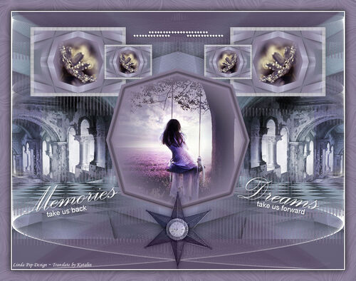 Linda Psp Design ~ Memories~Dreams