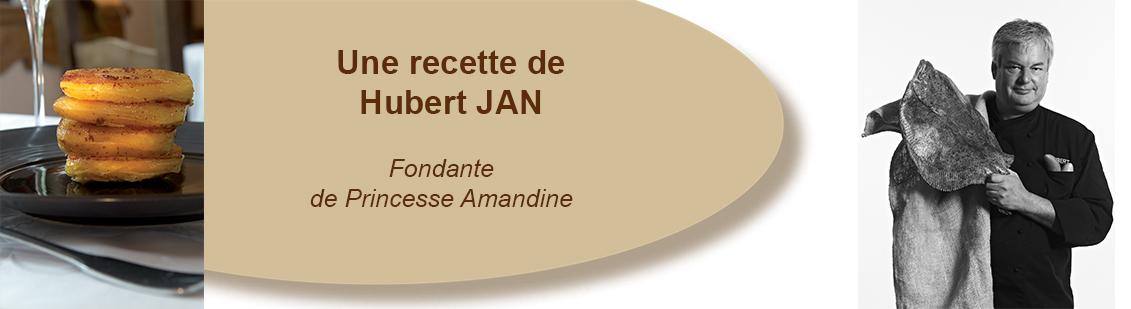 Fondante de Princesse Amandine